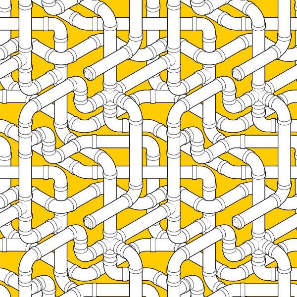 Pipe pattern