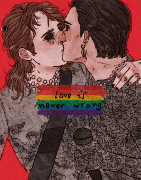 Love Is Never Wrong!