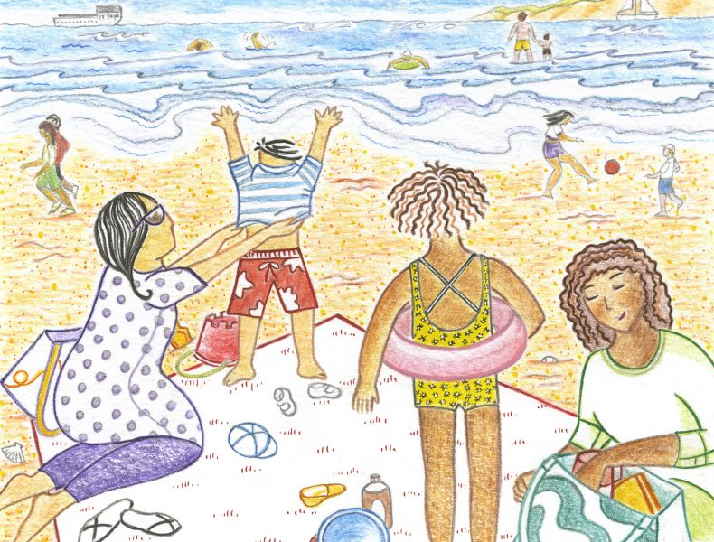 A Great Day Out by Helen Orme. Page 16 of Ransom Reading Stars. Commissioned by Stephen Rickard, Ransom Publishing Ltd