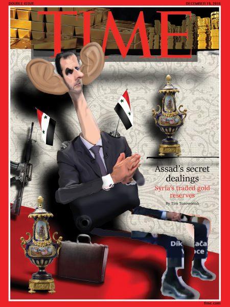 Assad's secret dealings