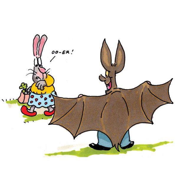 Bat Gray Jolliffe