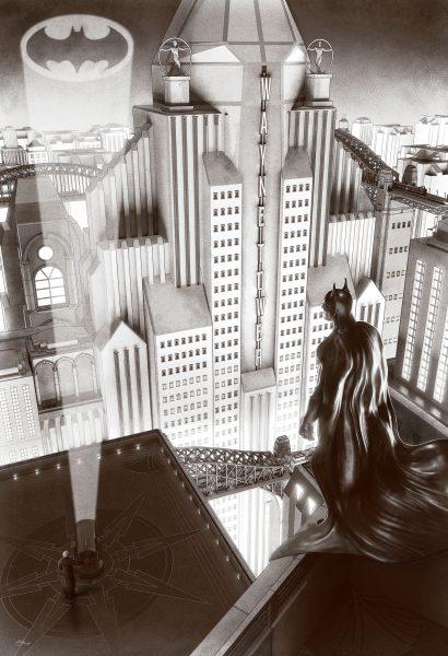 Batman Wayne Tower
