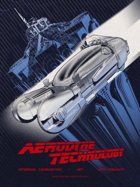 Blade Runner Aerodyne Technology