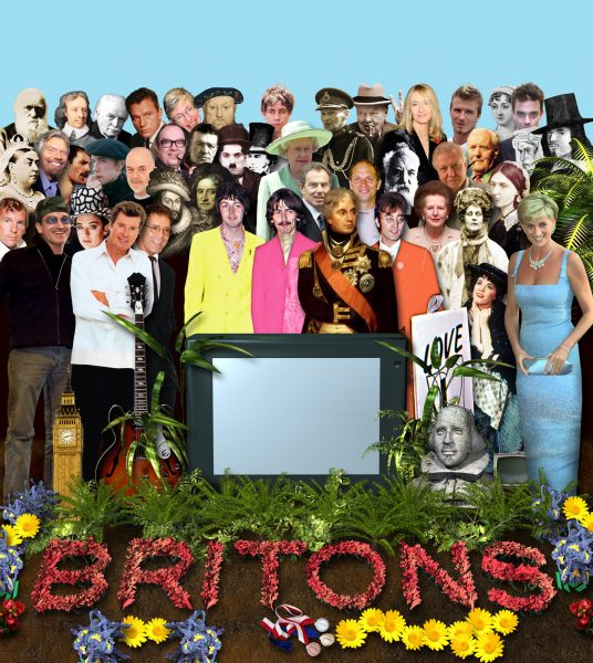 Britons The Beatles