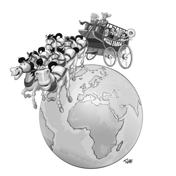 Cartoon illustration IFR