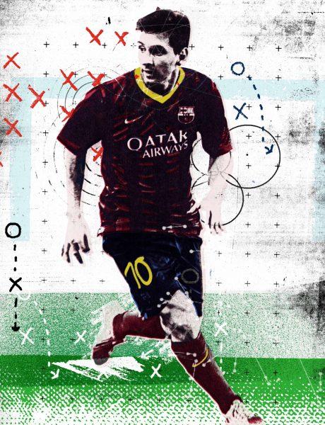 Champsions: Lionel Messi
