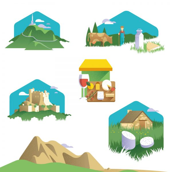 countryside icons