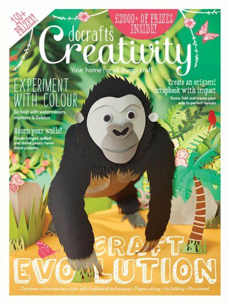 Creativity Magazine Cover