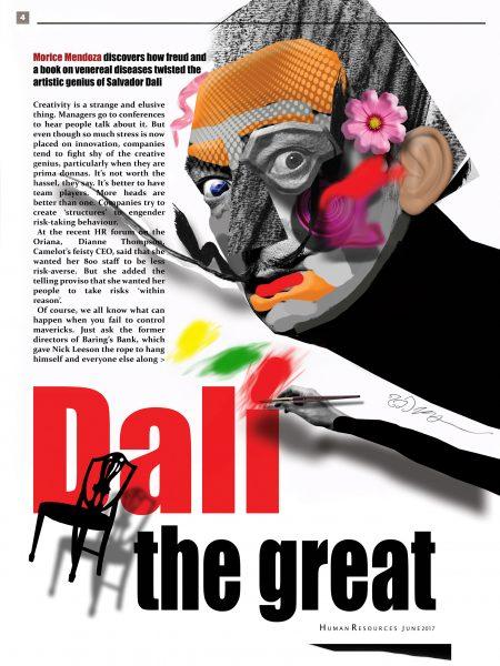 Dali the great