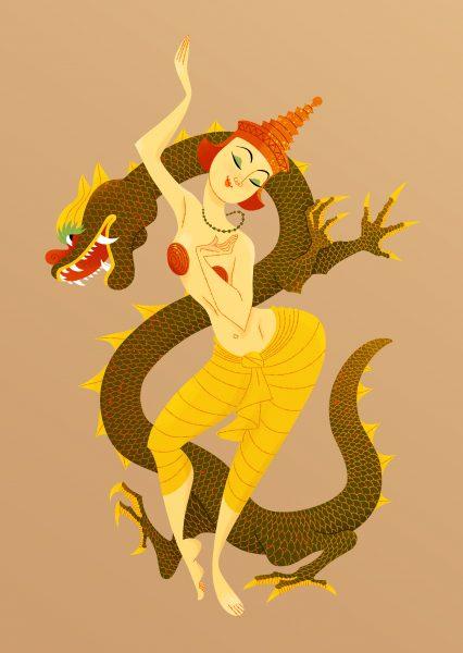 Dancer & Dragon