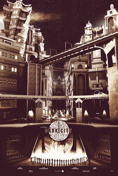 Dark City Poster Variant