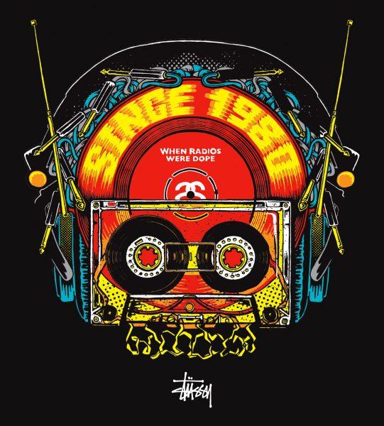 Dope Radio / St�ssy