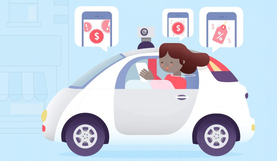 Driverless Car, Waze