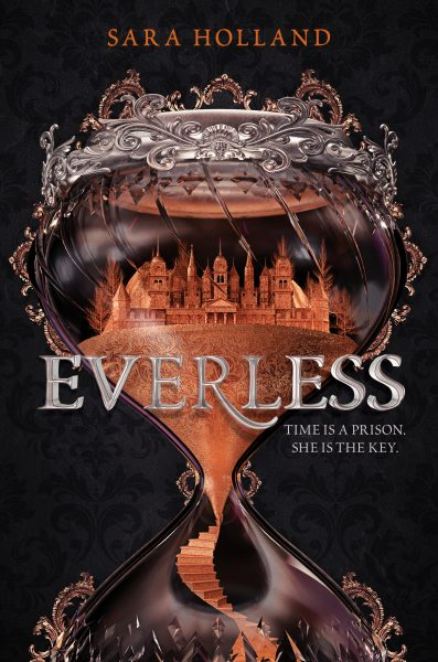 Everless Harper Collins Book Cover Art