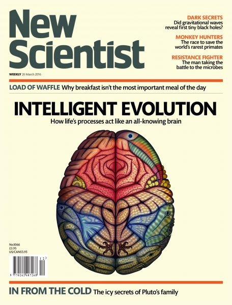 Intelligent Evolution / New Scientist