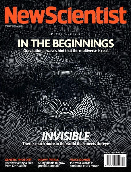 Invisible / New Scientist