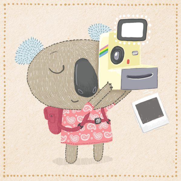 Koala camera
