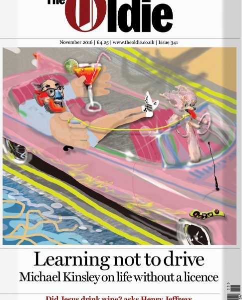 Learning not to drive
