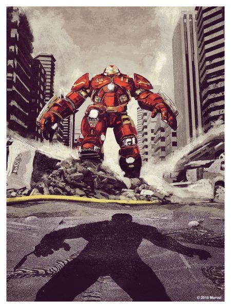 Marvel Avengers / Hulkbuster