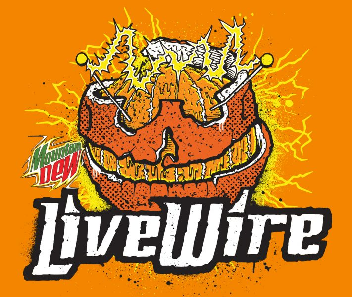 Mountain Dew - Live Wire