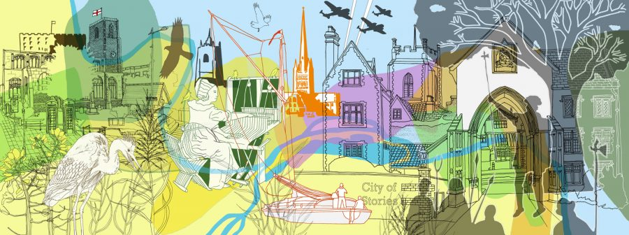 Norwich- City of Stories