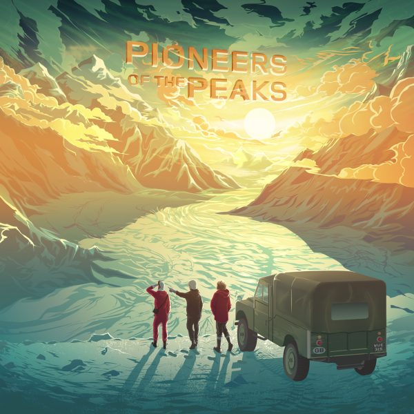 'Pioneers of the Peaks' for Land Rover 'Icon' Book