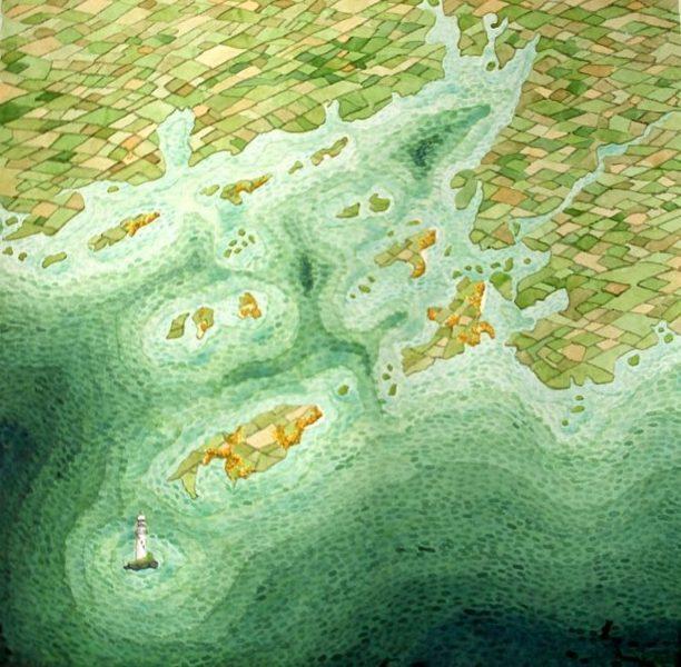 100 islands in Roaringwater Bay