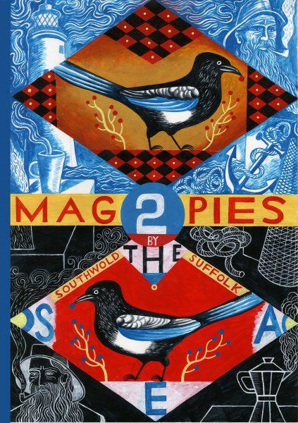 2 Magpies