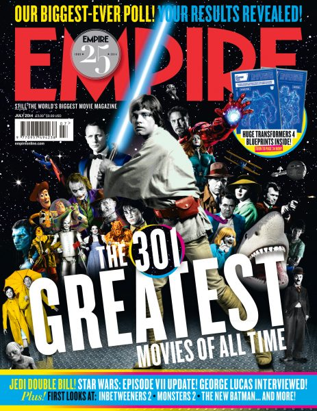 301 Greatest Movies