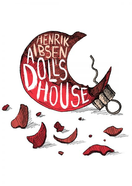 A Doll's House Poster lllustration