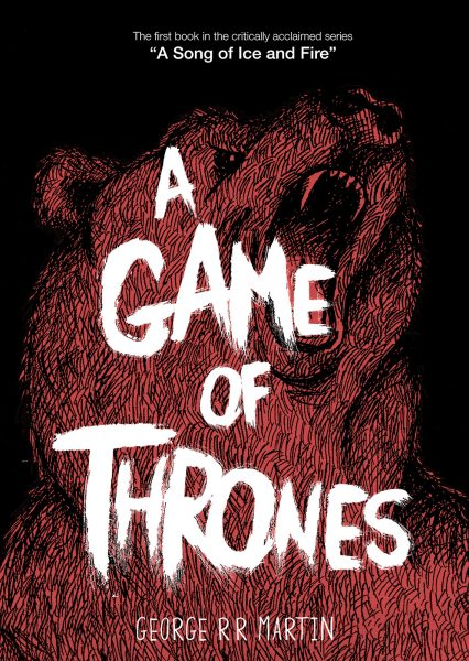 A Game of Thrones Cover Design
