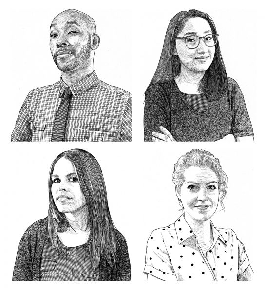 Ad Council Portraits