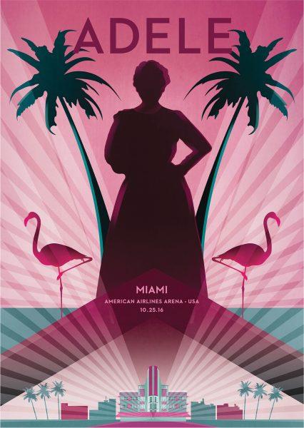 Adele US Tour Miami