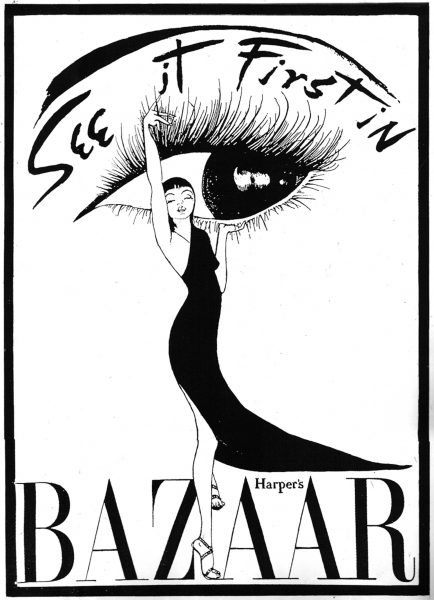 Adverts Harper's Bazaar