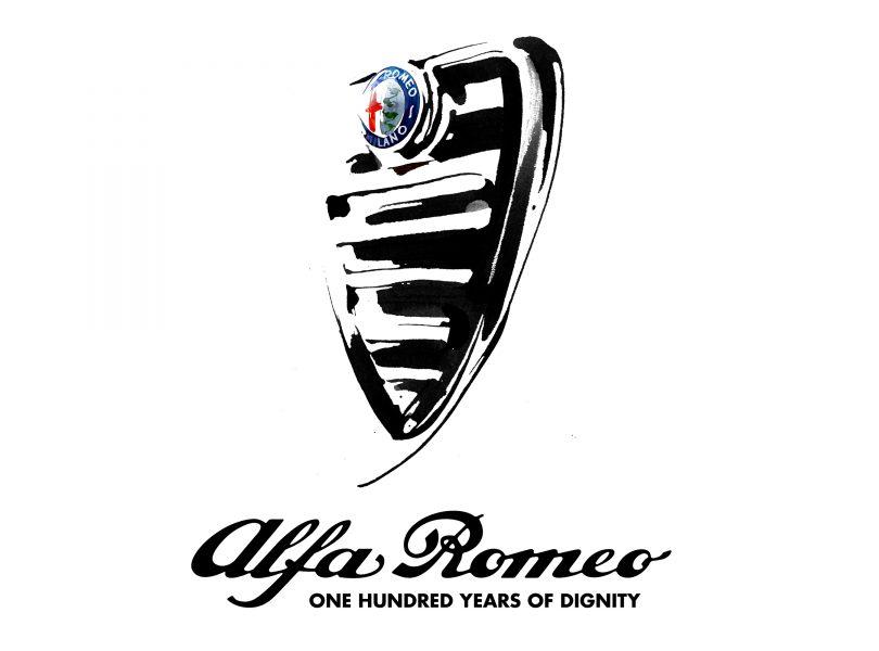 Alfa Romeo Automobile Emblem