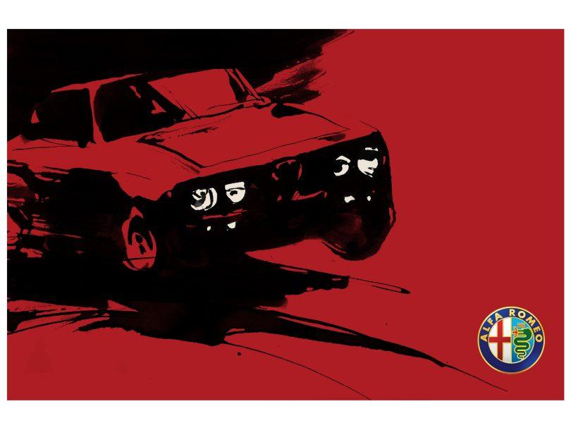Alfa Romeo GTAm automobile