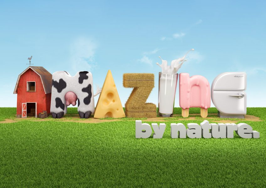 Amazing By Nature/ Dairy Max