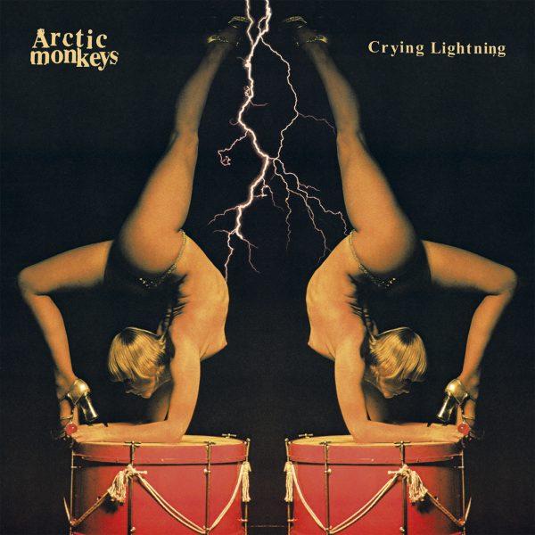 Arctic Monkeys Crying Lighting