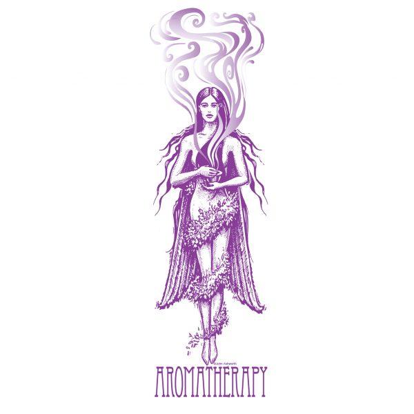 Aromatherapy Logo Icon