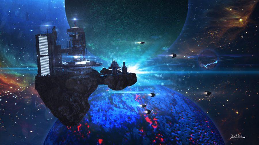 Attack at Kortel Mining Colony