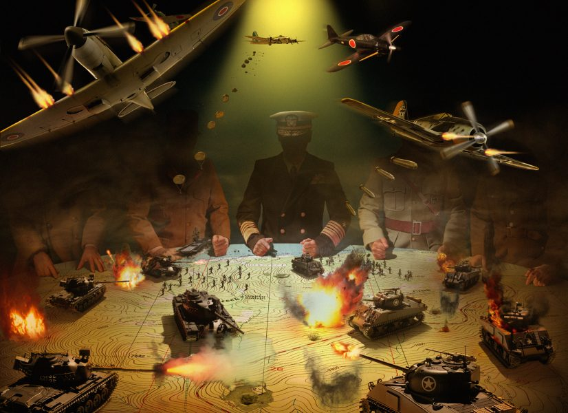 Axis and Allies Videogame