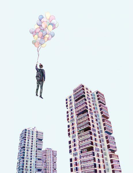 Balloon Travel