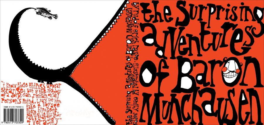 Baron Munchausen Cover
