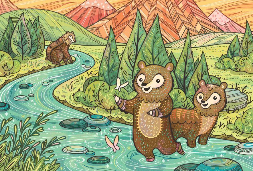 Bears at Yosemite