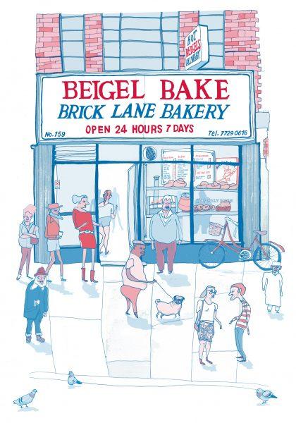 BEIGEL BAKE, Brick Lane