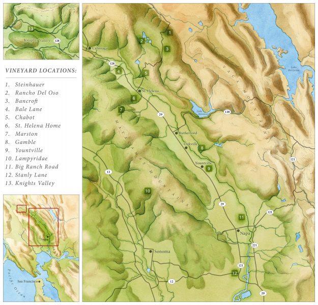 Beringer Vineyards Napa Valley