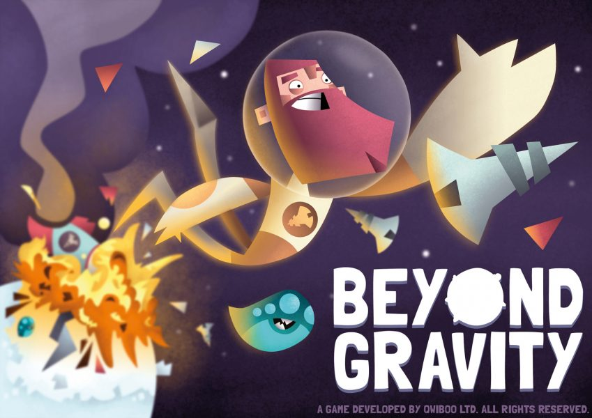 Beyond Gravity Promotional Poster