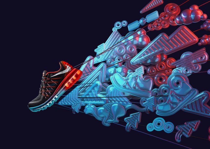 Blast Off! Nike