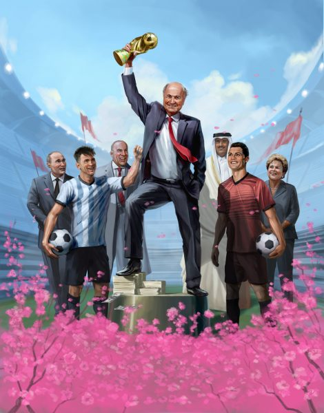 Bloomberg FIFA Cover