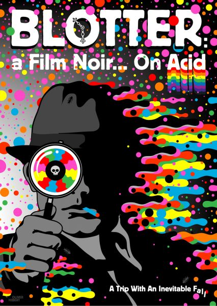 Blotter: A Film Noir on Acid